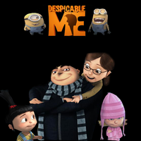 Despicable Me Poster by Phantomfan1001