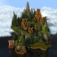 Viking Island by Notux