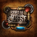 SteamQuest logo by Rejke