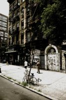 The Ghetto by benjaminhoong