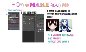 Tutorial for Psd by Makitamay