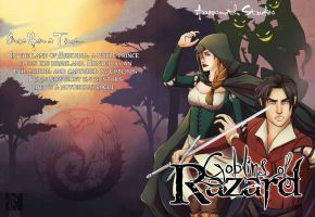 Goblins of Razard- Cover by ladyarrowsmith