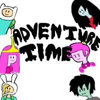 Adventure Time, awesomeness by jarofhearts12