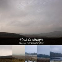 Bleak Landscapes by joannastar-stock
