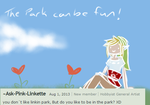 Ask SSLink 3- Link in the Park by askSS-Link