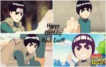 Happy Birthday Rock Lee!!! by Before-I-Sleep