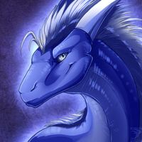 Icon Comish - Blue as the Sky by TwilightSaint