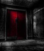 The Red Doors by Guerillaphotography