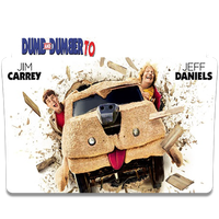 DumB AnD DumBeR To Folder Icon {2} by MoisisMaged