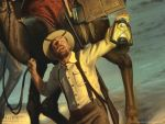 Eldritch Horror: Under the Pyramids - Detail 2 by JakeMurray