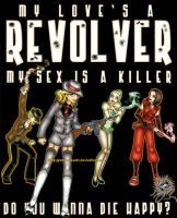 Madonna - Revolvers by andreshanti