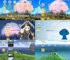 Tales of Vesperia PSP Theme by takebo