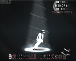 Micheal Jackson by N3xS