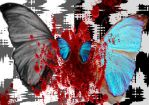 Bipolar Butterfly by HuronGirl