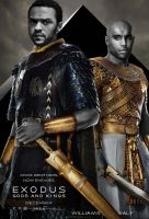 Exodus  Gods and Kings by NIKKOLAS by Nikkolas-Smith