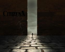 Lonely Behind Those Empty Wall by CitizenXCreation