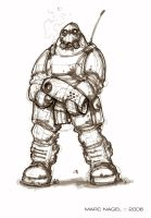Generic Trooper by marcnail