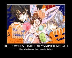 vampier knight holloween by itachiandByakuyalove