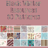 Black Winter - Pattern Pack 1 by blackxwinter