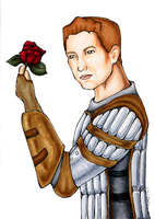 Alistair Finds Rose by SignCherie