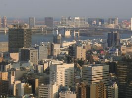 STOCK AIRBORNE IMAGERY JAPAN NO:010030036 by hirolus