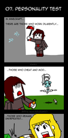 07 - Personality Test by geek96boolean10