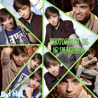 Nathan Sykes Photoshoot 1 by MelSoe