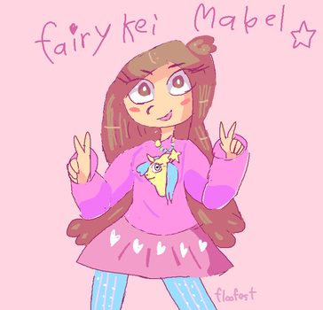 Fairy Kei Mabel by floofest