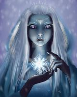 The Snowflake by lunarsparks