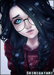DP - Winter Theme by cinnibites