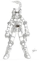 Steampunk Scud Concept by thesometimers