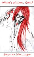 Grell Sutcliff joke by CocaineJia