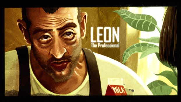 The Professional - Leon by LucThijssen