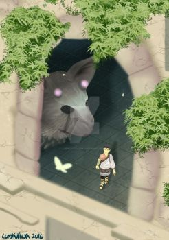 The Last Guardian by LuminousIceNinja