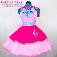 My Little Pony Sailor Pinkie Pie Cosplay Pinafore by DarlingArmy