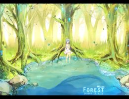 RainForest by loxsiana