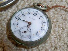 Ladies Stock Pocket Watch by specialoftheweek
