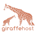 Giraffe Host logo by apparate