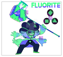 Fluorite Fusion by FloofHips