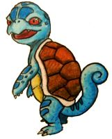 Squirtle by Mbecks14
