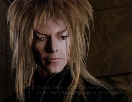 Goblin King by AnnaCStansfield