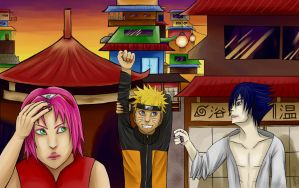 Team Seven's 2014 by NightOfMyLife07