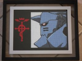 FMA Cross Stitch Part 2 by Karma-Pudding