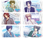 Hakuoki Sweet School Life PSP Wallpaper Set 1 by sindia64