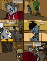 Family Ties Drying Eyes - Ch 9: Pg 30 by allissajoanne4