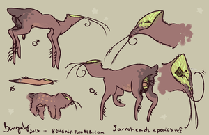 Jarroheads open species reference by 5019