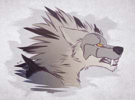 Arctic Beowolf by DarkHunter666