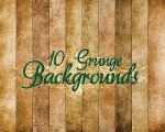 Grunge-Backgrounds by Chrisdesign