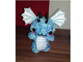Dragon Amigurumi by hatschiii