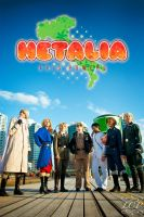 Hetalia: There's the Earth Pt2 by LiquidCocaine-Photos